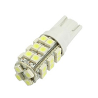 T10 W5W White 28 3528 1210 SMD LED Car Side Wedge light Lamp Bulb