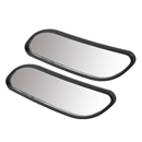 2pcs Rectangle Car Auto Wide Angle Auxiliary Rear View Blind Spot Mirror